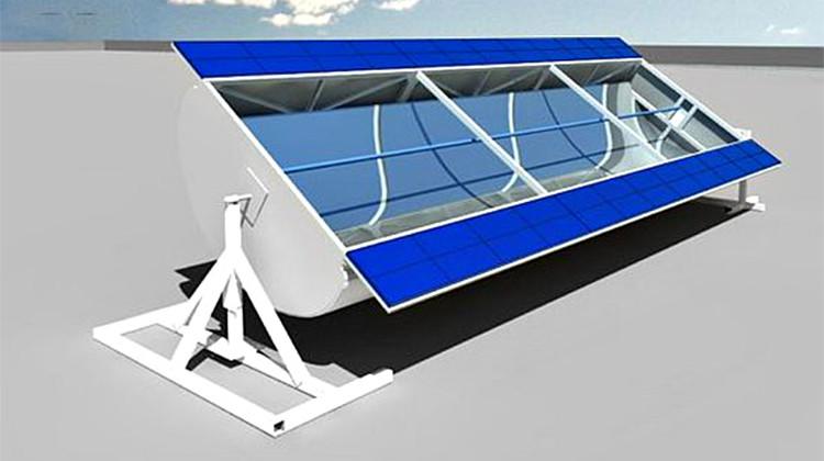 SolarX Hybrid Solar Panels