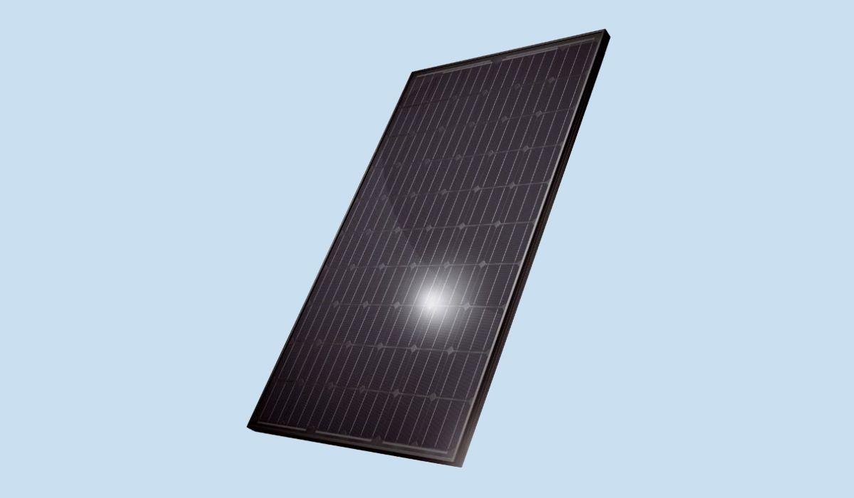 Bosch M60 solar panel. Image: Bosch