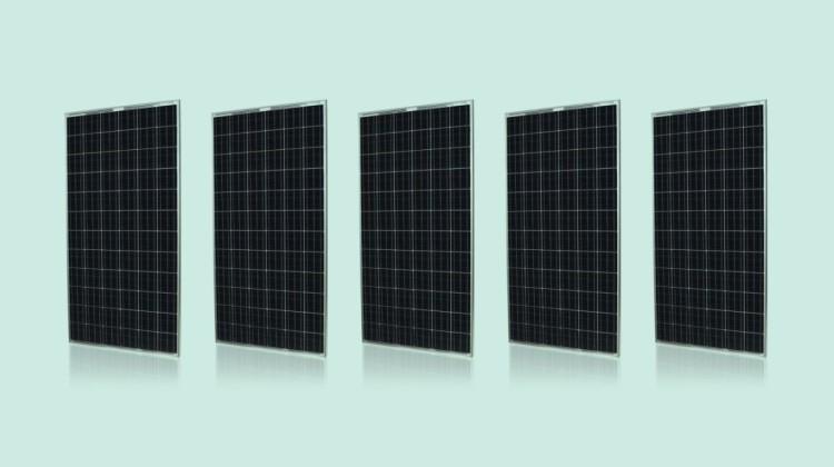 Silvantis M330 solar panel