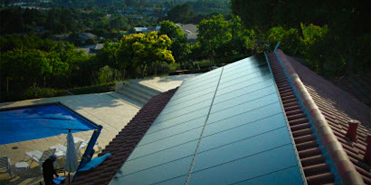 Sunpower X-Series Solar Panels. Photo: Sunpower