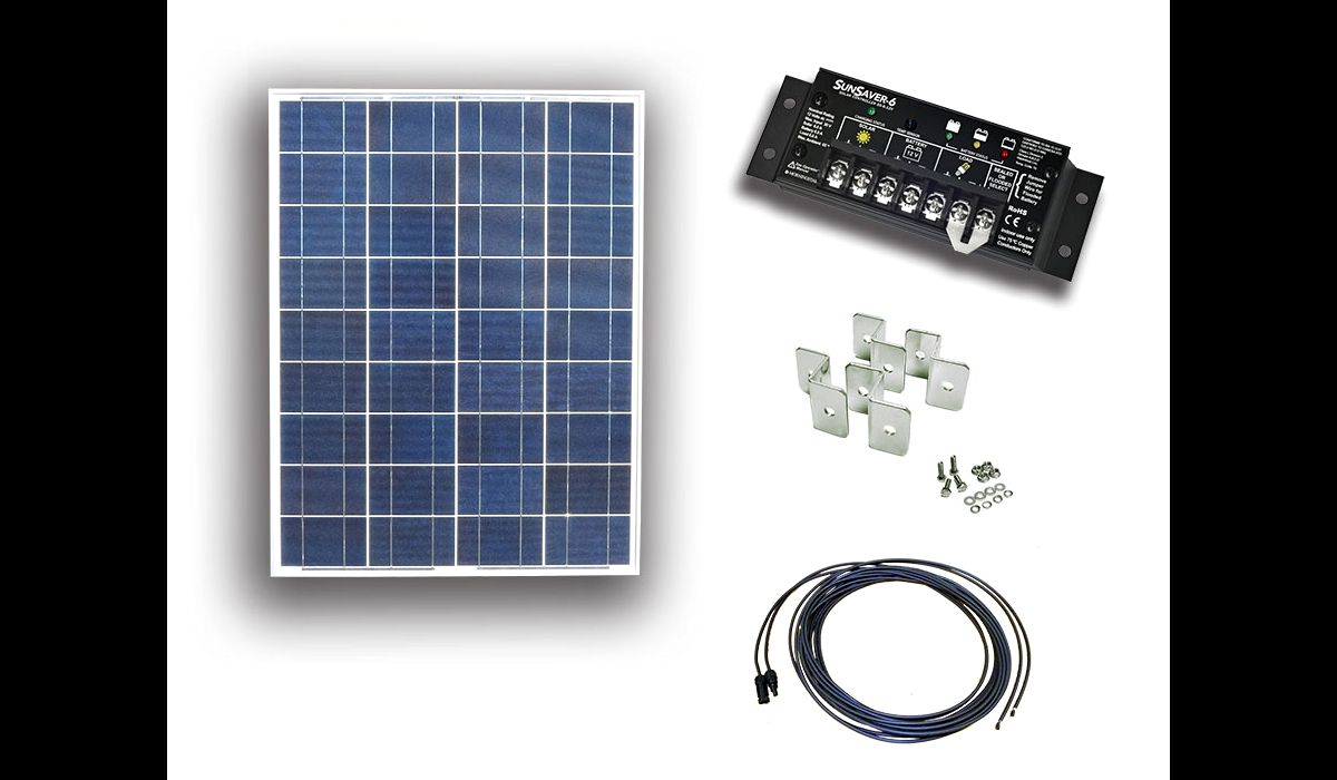 12 Volt Rv Power Supply Troubleshooting And Repairing Electrical Powermax Pm3100 120v Ac To 12v Dc Converter Battery Charger 100 Amp Solar Kit Not Just For An Anymore