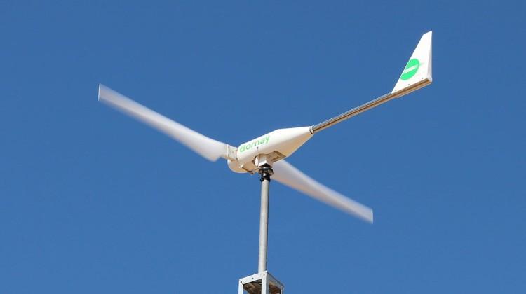 Bornay Wind Turbines