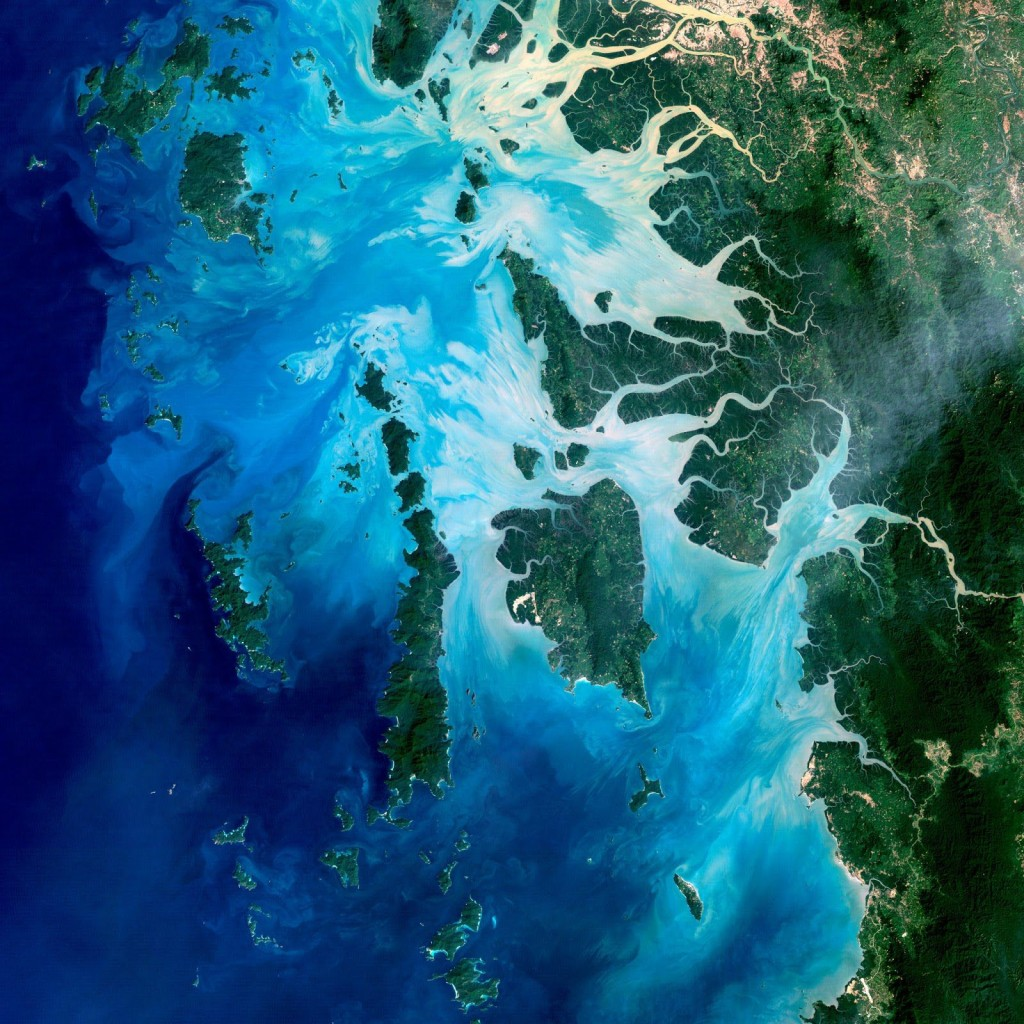 Myanmar. Photo: NASA