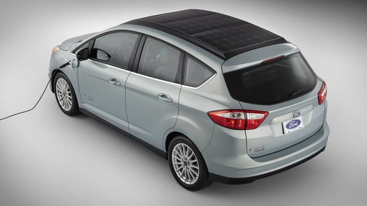 Solar Powered Car from Ford for 2014