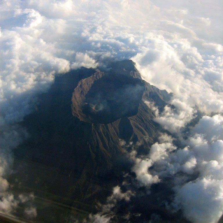 Mount Raung
