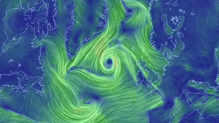 Mapping the beautiful winds