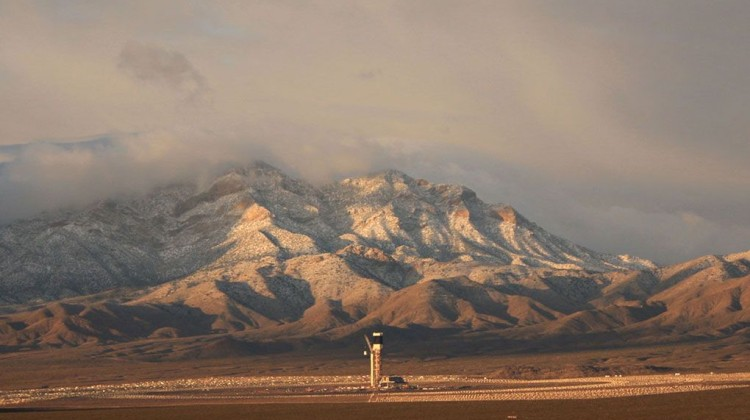 The Ivanpah Solar project in pictures