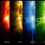 Solar flare from 24-02-2014