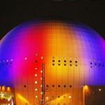 Ericsson Globe, aka Globen